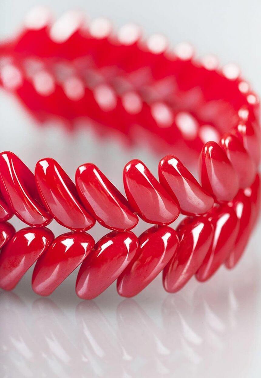 Preciosa Ornela Beads for crochet projects