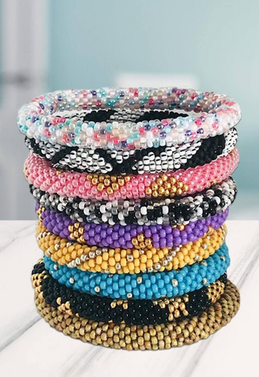 New hit: the Roll On Bracelet